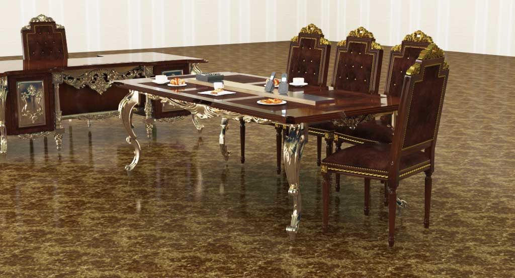 میز مدیریت کلاسیک CM-8