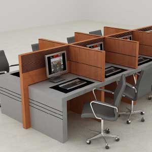 میز کار گروهی کدWS1