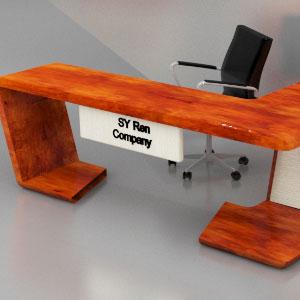 میز مدیریتی مدرن MM-18