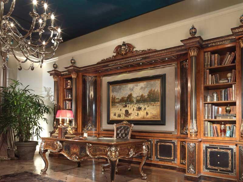 میز مدیریت کلاسیک XV M 9