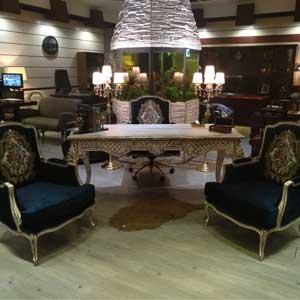 میز مدیریت کلاسیک XV M 10