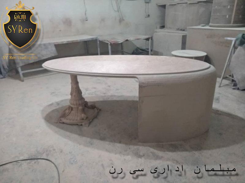 میز مدیریت کلاسیک CM-17