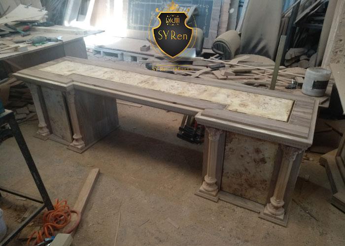 چگونه یک میز مدیریت بسازیم ؟