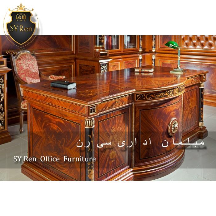 میز مدیریت کلاسیک CM-39