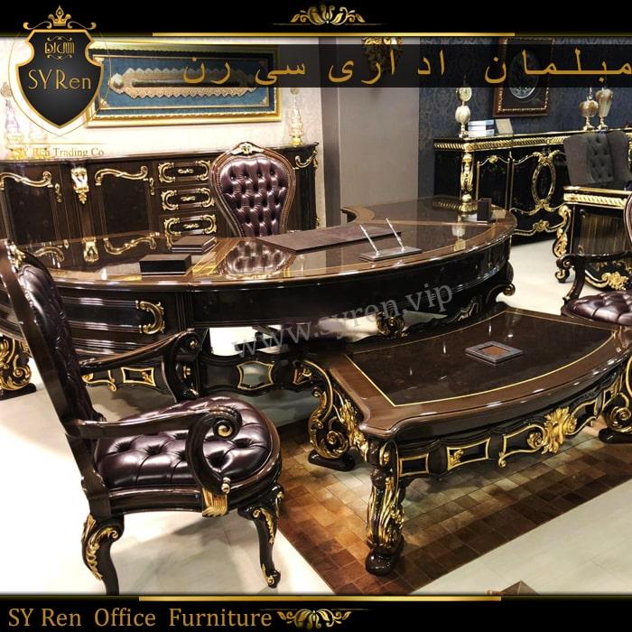میز مدیریت کلاسیک CM-40